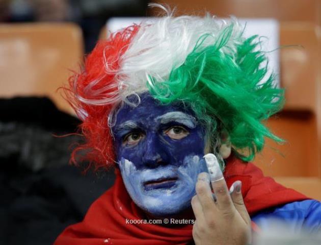 إيطاليا تغيب عن مونديال كأس العالم 2018