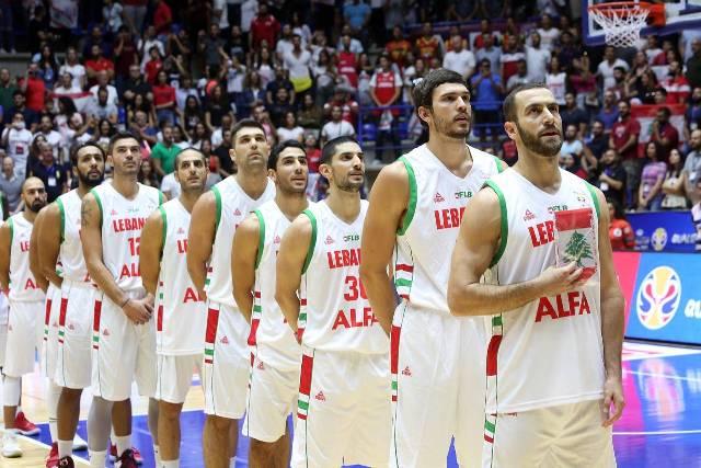 منتخب لبنان تخطّى