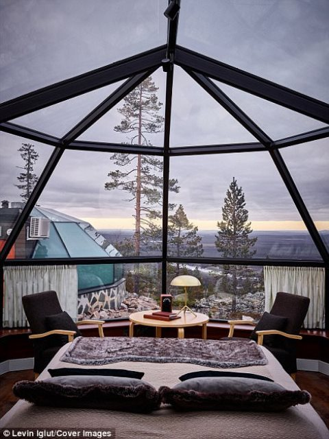 بالصور.. أفضل منتجع فنلندي للاستمتاع بالشتاء