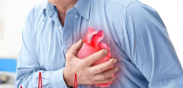 علامات على الإصابة بالنوبة القلبية