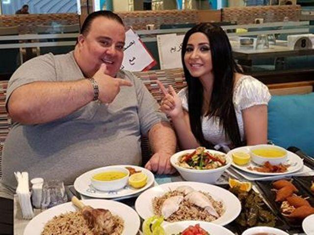 """الشيف ريشارد ضيف خبيرة التغذية """"د. لينا رمال"""" في رابع حلقات برنامج بصحة وعافية"""